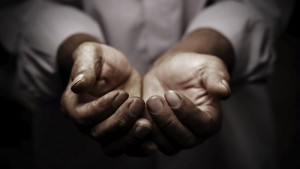 ręce które leczą